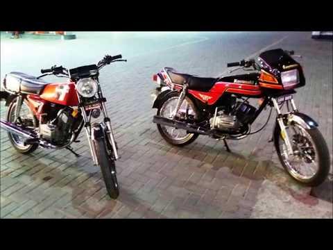 Kawasaki GTO Night Ride