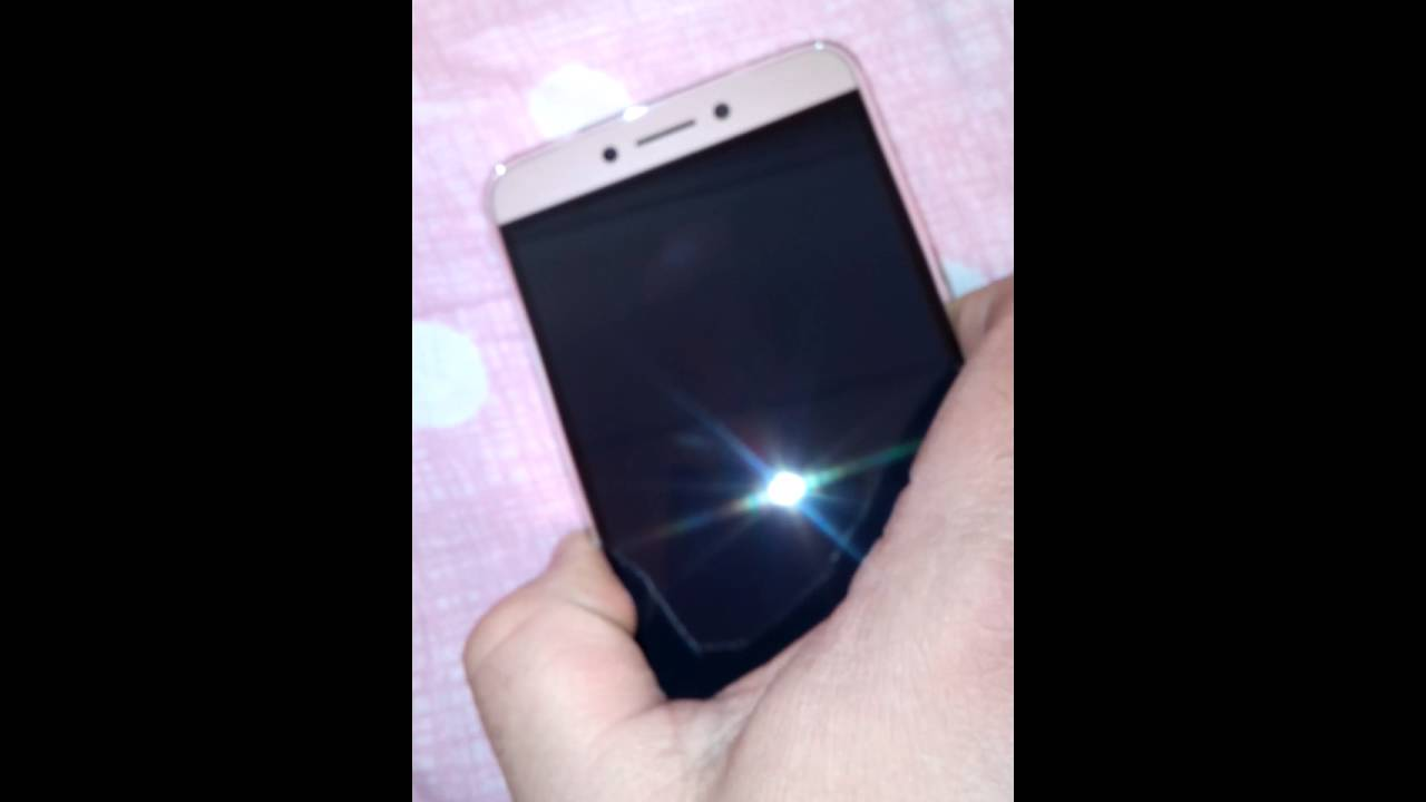Letv le 1S, faulty cell  switching ON and Off automatically