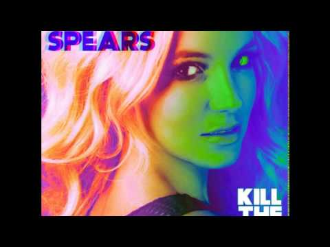 Britney Spears - Kill The Lights (Glory Tour Studio Version)