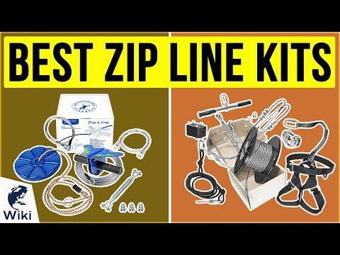 7 Best Zip Line Kits 2020