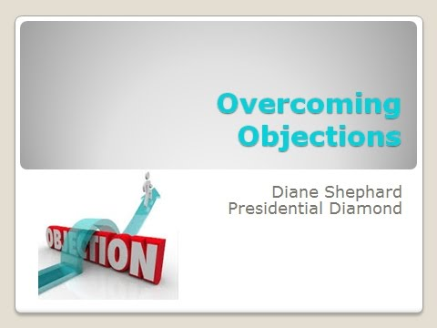 Training #8  Overcoming Objections