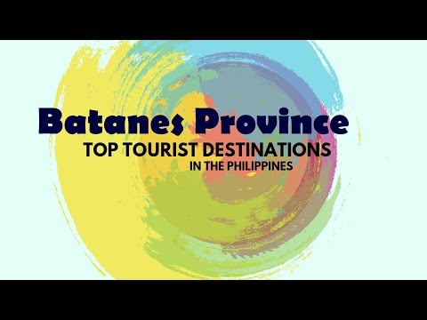 Batanes Tourist Spots/Destinations Philippines