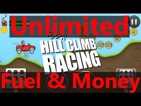 Hill Climb Racing - Unlimited Fuel And Money! - Nvidia Shield! Part 1
