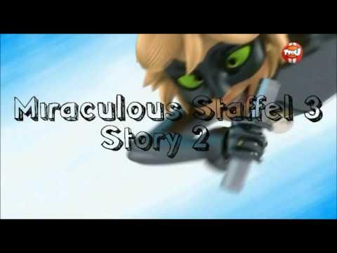 Miraculous Staffel 2 Deutsch