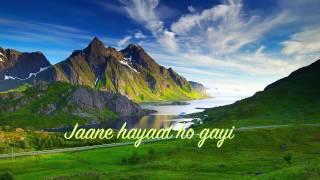 Ek Ajnabi Hasina Se Instrumental With Lyrics