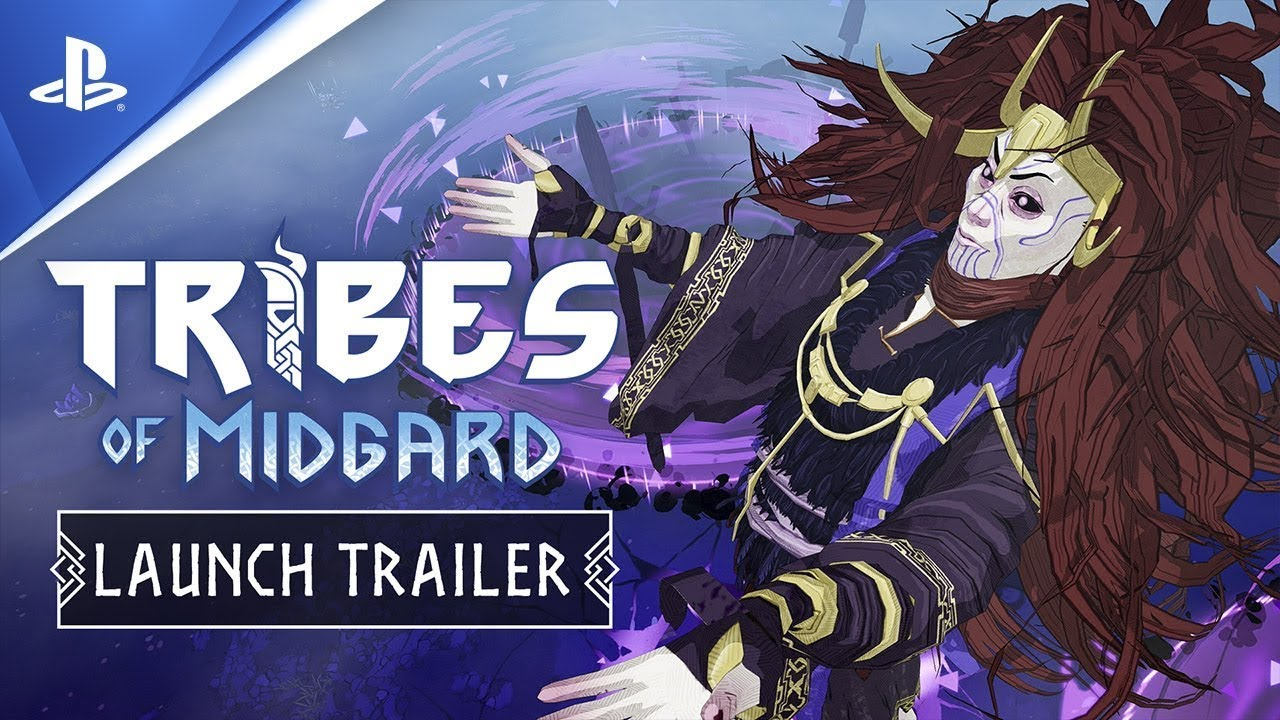 Tribes of Midgard | Launch Trailer | PS5, PS4