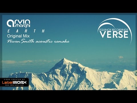 Arvin Sharghi - Earth (Original Mix) VERSE Recordings