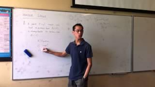 Harder Locus Examples (1 of 3)