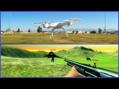 AR11000 UAV Gaming Drone Flight Test Review