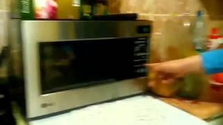 Как приготовить омлет В микроволновой печи