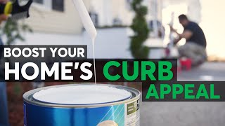 Paint Fixes to Add Curb Appeal | Consumer Reports