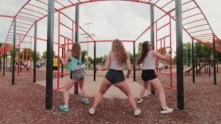 TWERK IN THE PARK 360 VR Video • Major Lazer & Anitta - Make It Hot • Тверк 360 Градусов (#VRKINGS)