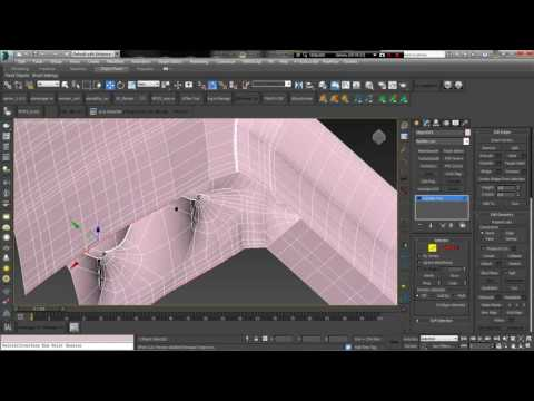 create armchair 3ds max party 4