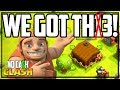 Gambar cover OMG WE DID IT! Town Hall 3! Clash of Clans No Cash Clash #2