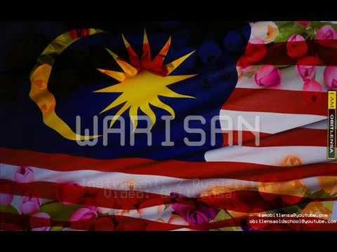 Warisan instrumental with lyrics