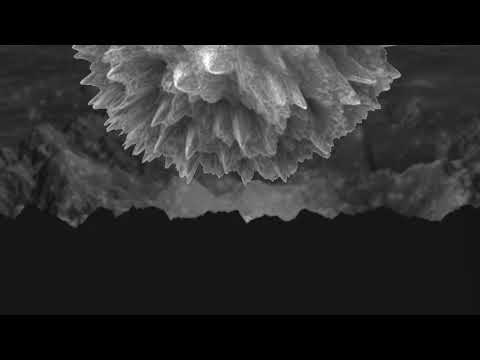 4K Quantum Crystal Flux Iceburg #AAVFX Moving Background