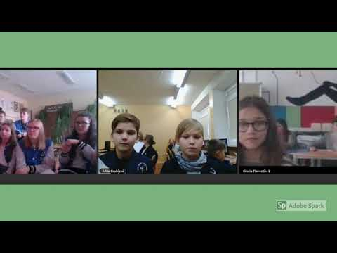 Video Chat About Healthy Breakfast: Lithuania-Italy -Poland
