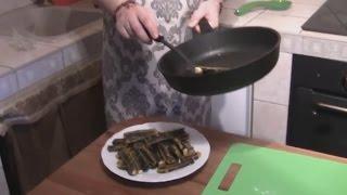 """Вегетарианские рыбки - блюдо для тех, кто только переходит на вегетарианство(Кулинарный Видео-курс: """" РЕСТОРАННЫЕ РЕЦЕПТЫ ВЕГЕТАРИАНСКОЙ КУХНИ"""" Информация на сайте: http://lovevegcook.ru..., 2015-03-06T15:09:41.000Z)"""