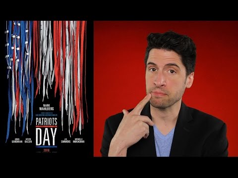 Patriots Day - Movie Review