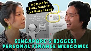The Woke Salaryman: Making personal finance... entertaining & cute | Becoming Friends With Ep 2