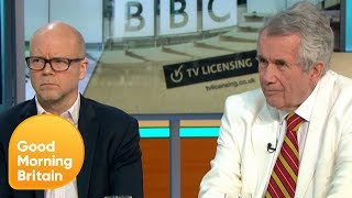 BBC Scraps Free TV Licence For Over 75s  Good Morning Britain