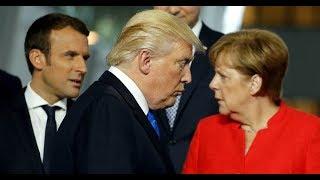Estados Unidos tiene un gran Problema: Alemania