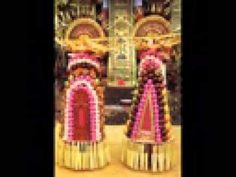 The Balinese Traditional Bambu & Flute Music Cell