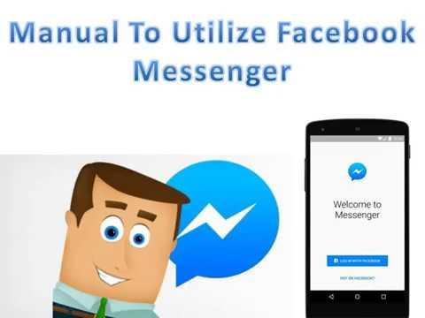 user guide for facebook messenger 2018 updated some tricks rh youtube com facebook user manual 2016 facebook user manual free