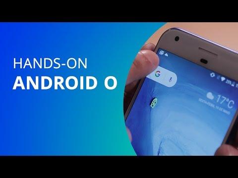 Android O: testamos as novidades da versão beta