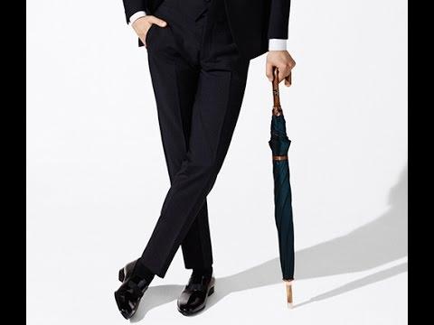 ЗОНТ мужской - трость - 2017 / Umbrella male - cane