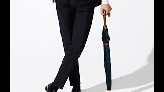 ЗОНТ мужской - трость - 2016 / Umbrella male - cane(, 2016-02-26T20:29:07.000Z)