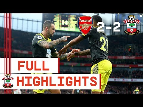 Arsenal Vs Man City Final Highlights 3-0