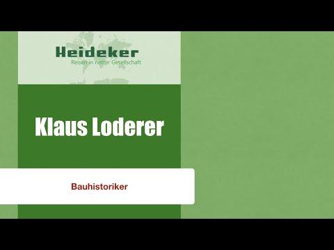 Loderer, Klaus - Bauhistoriker - www.heideker.de