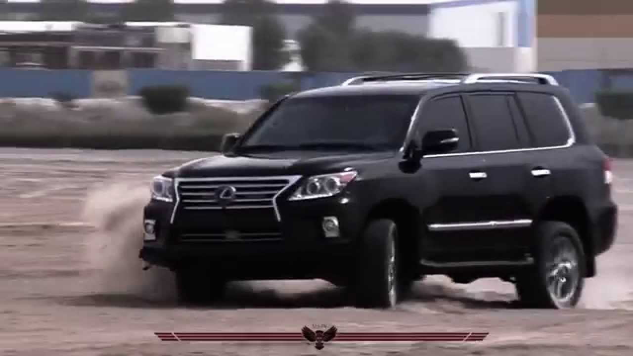 Bulletproof Cars, Armoured Cars - MSPV Lexus LX570 UAE Myanmar Spain