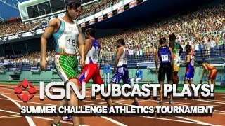 Summer Challenge Athletics Tournament Pubcast - IGN AU
