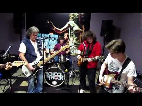 "Princeton School of Rock:  King Crimson ""Red"" with John Wetton"
