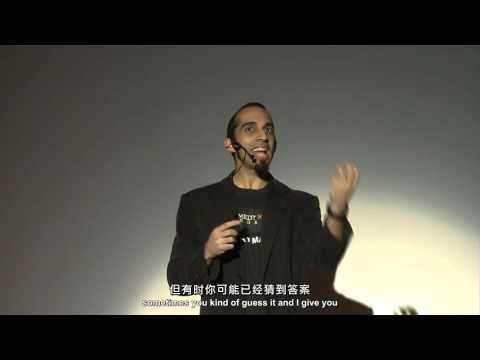 【一席香港】Vivek《笑自己 自己笑≫