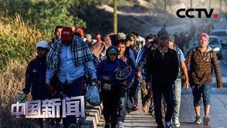 [中国新闻] 美国19个州和首都华盛顿起诉政府非法移民新规 | CCTV中文国际