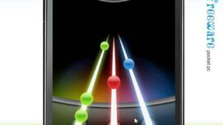 Touch the Music game for Windows Mobile Phones