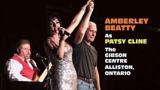 Video Amberley Beatty as Patsy Cline -Gibson Centre - Alliston, Ontario download MP3, 3GP, MP4, WEBM, AVI, FLV Agustus 2018