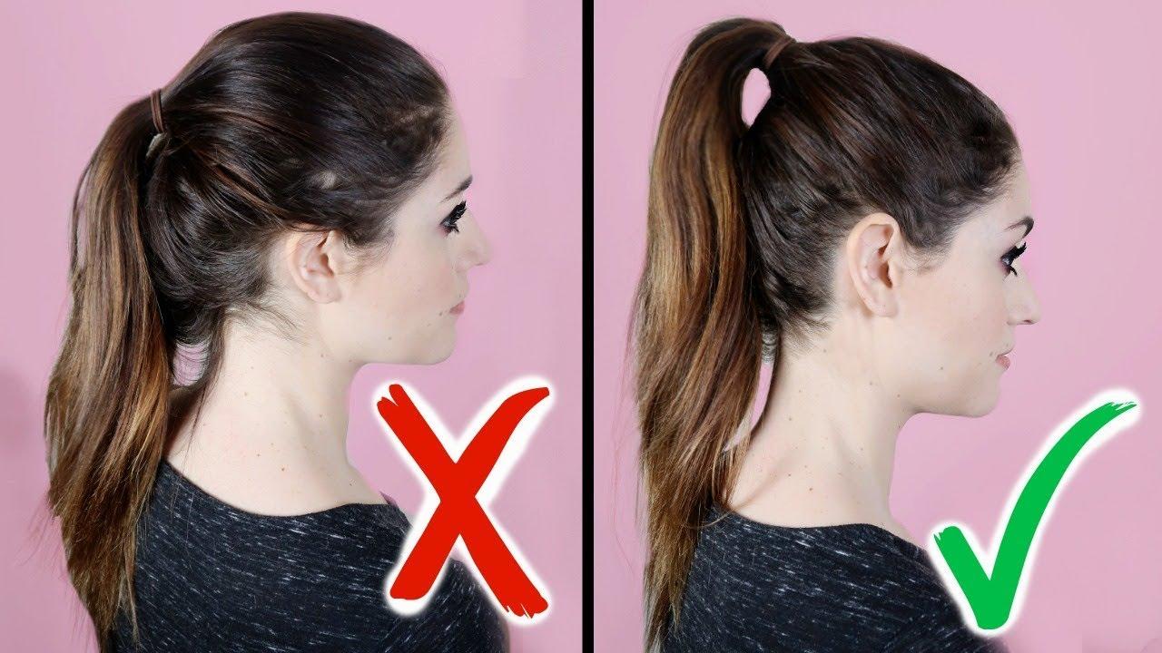 lazy girl hair hacks you've gotta try! 11 hair hacks