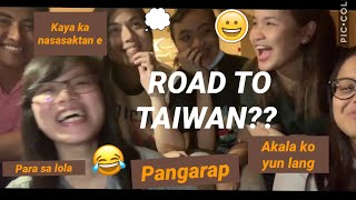 Who is Road to Taiwan? Part 1