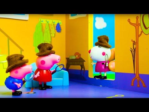 Свинка Пеппа на русском все серии подряд | Специальный выпуск: Пропажа Тедди | Мультики