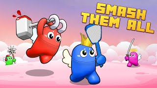 Imposter Smashers 2 - cute survival io games