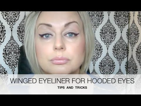 How To Apply Eyeliner On Mature Eyes