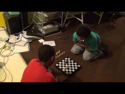 Andre Explaining 50 Move Rule