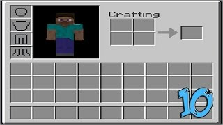 Gambar cover Minecraft - Envanter Hakkında Bilinmeyen 10 Şey