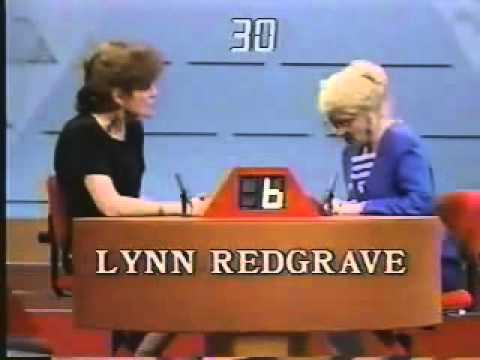 100,000 Pyramid with Lynn Redgrave and Jason Alexander of Seinfeld!