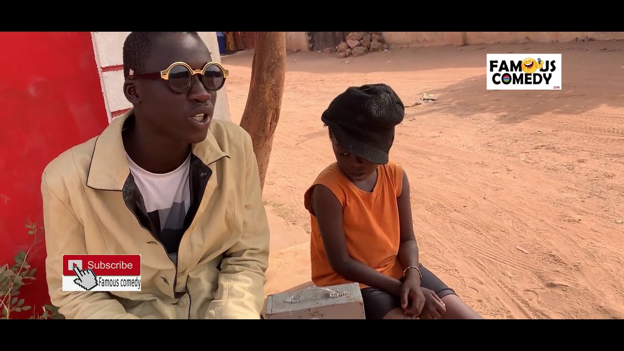 Download Famous  Comedy _ Failed Robbery Gambia 2020