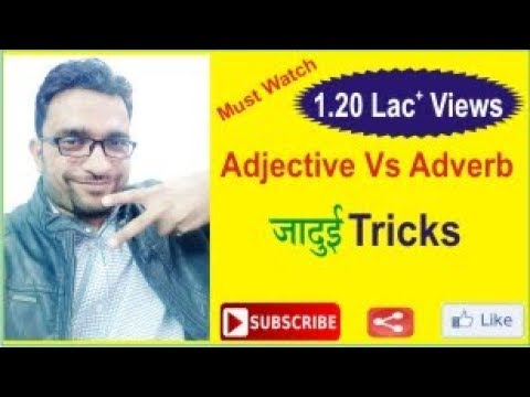 Introduction to Adjective and Adverb